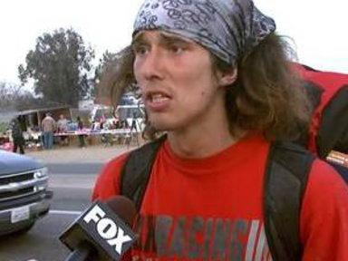 Hatchet Hitchhiker Hero Now Arrested for Murder
