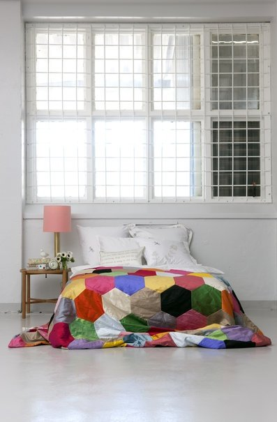 Honeycomb Quilt