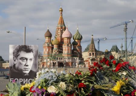 Nemtsov's friends ask: where were the police when he was shot?