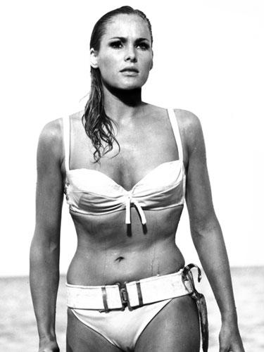 Ursula Andress in Dr. No - 1962