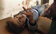 Syria War: 'Children Are Biggest Casualty'