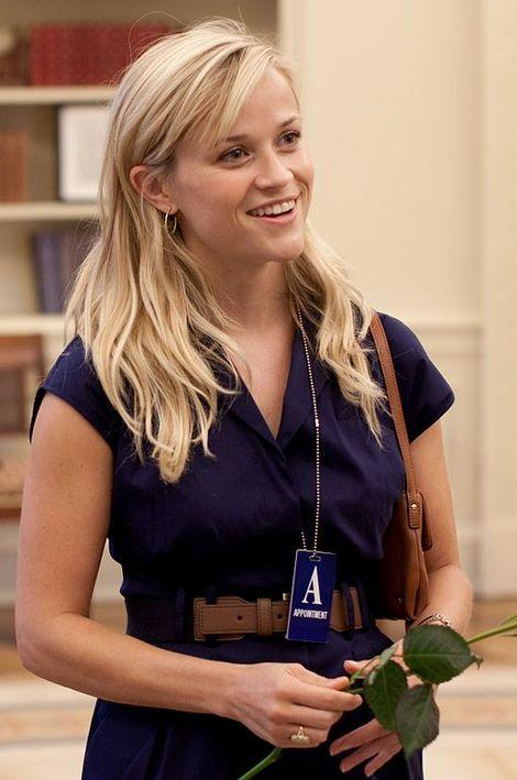 Is Reese Witherspoon's Goody Two Shoes Image Just an Act?