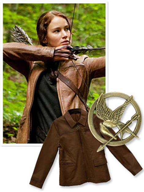 The Hunger Games DVD Release: Target to Sell Collector's Pin and Jacket