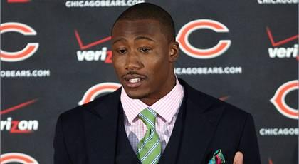 Bears WR Marshall 'not likely' to face discipline from NFL