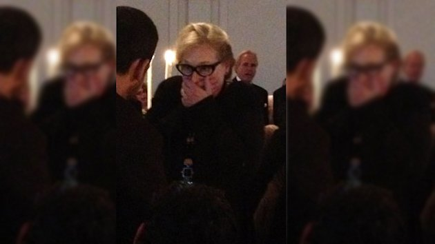What - or Who - Stunned Meryl Streep?