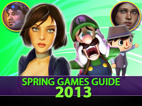 Spring Games Guide 2013