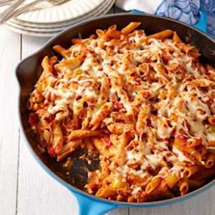 No-Chop Stovetop Ziti to Feed 4 for $10