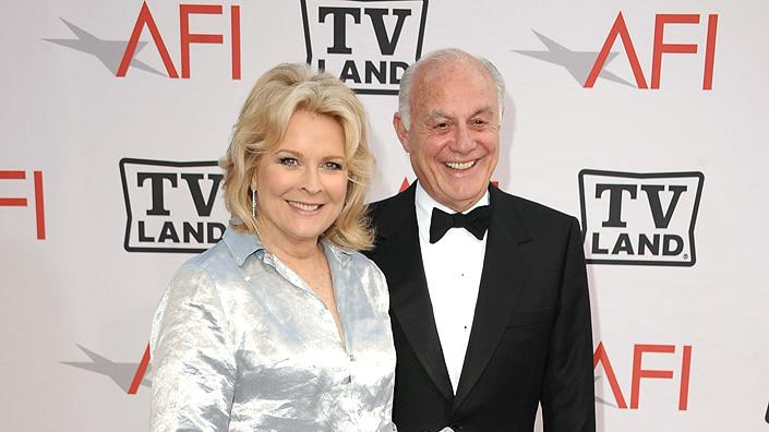 38th Annual Lifetime Achievement Award Honoring Mike Nichols 2010 Candice Bergen Marshall Rose