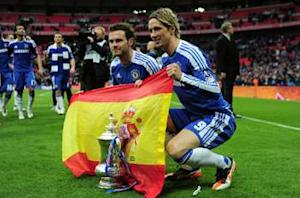 Fernando Torres and Juan Mata added to Spain provisional squad for Euro 2012