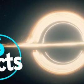 Top 5 Facts about Black Holes