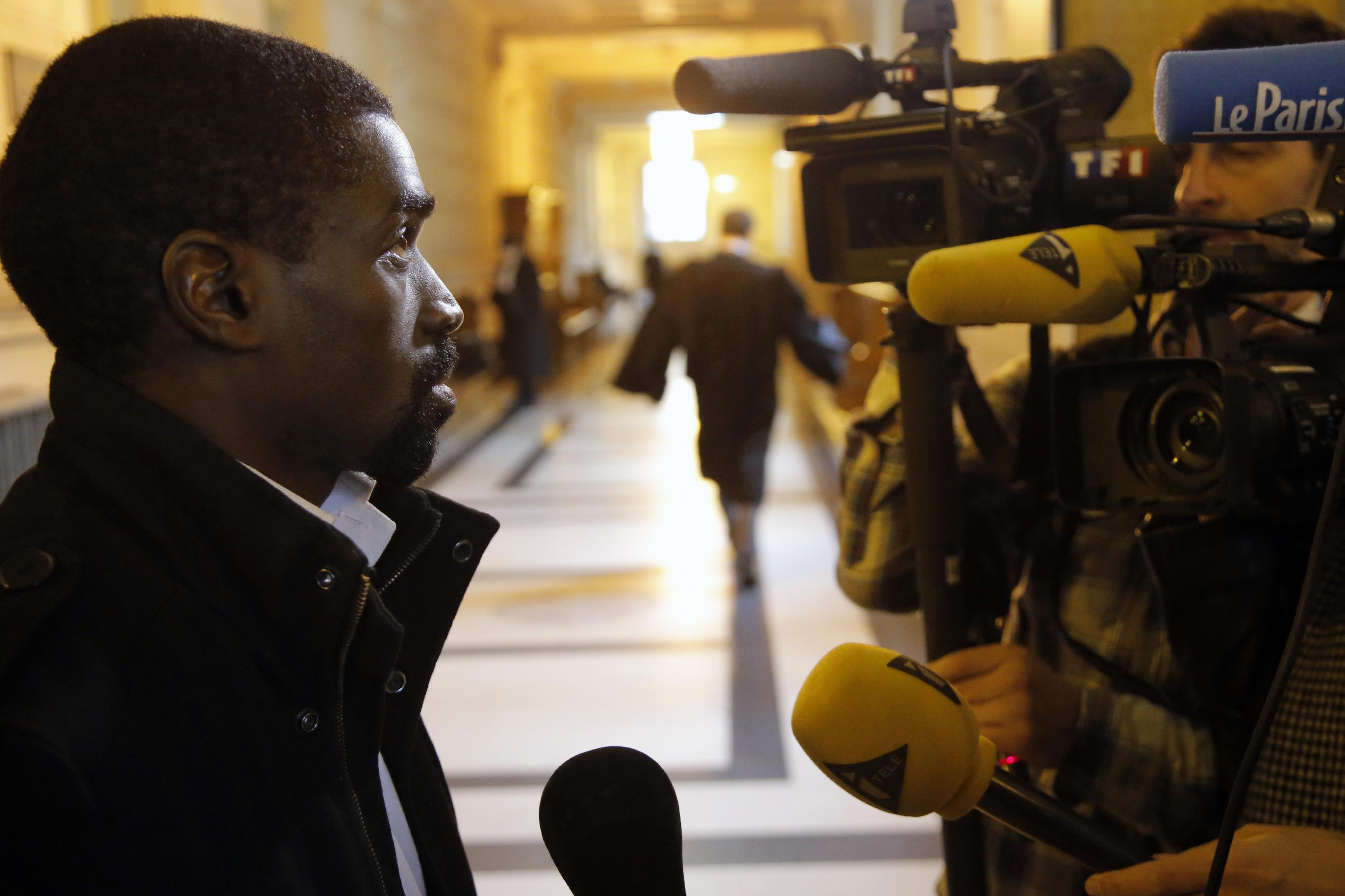 French court hears claims police frisk based on race