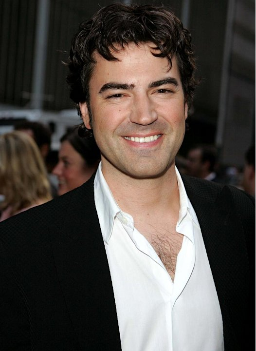 "Ron Livingston at the ""Little Black Book"" - New York Premiere on July 21, 2004."