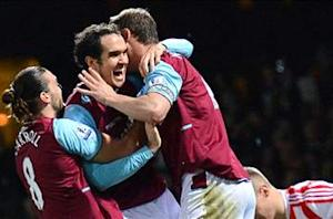 West Ham 1-1 Stoke: O'Brien salvages point for Hammers