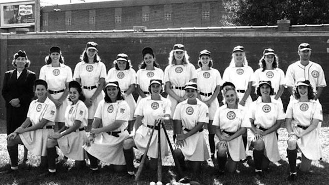 "This image released by Columbia TriStar Home Video shows a scene from the movie ""A League of Their own."" Memorable movies, including ""Breakfast at Tiffany's,"" ""Dirty Harry,"" ""A League of Their Own"" and ""The Matrix"" are being preserved for their enduring significance in American culture as The Library of Congress announces, Wednesday, Dec. 19, 2012, the slate of films it will induct into the National Film Registry. (AP Photo/Columbia TriStar Home Video)"