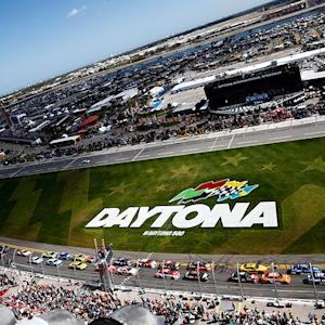 Weekend Top Five: Daytona