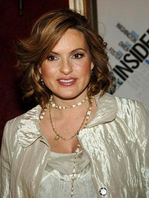 Mariska Hargitay at the NY premiere of Universal Pictures' Inside Man