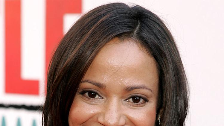 "Judy Reyes at Disney's ""Chicken Little"" World Premiere on October 30, 2005"