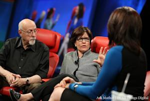 Kara Swisher, Walt Mossberg Made Millions for AllThingsD — And All They Got Were Those Lousy Red Chairs
