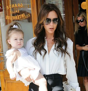 Does Kristen Stewart Want A Baby? Ignored Victoria Beckham For 'Cute' Harper When She Met Designer