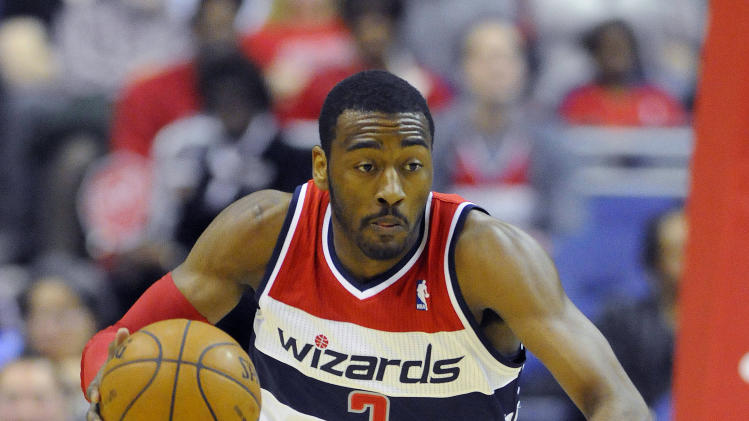 NBA: Indiana Pacers at Washington Wizards