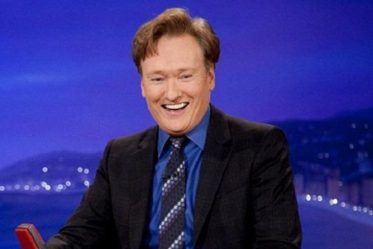 'Conan' to Broadcast from Comic-Con in San Diego