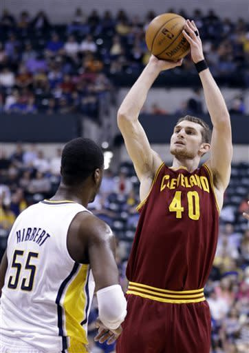 Pacers rally from 20 down to beat Cavaliers 99-94
