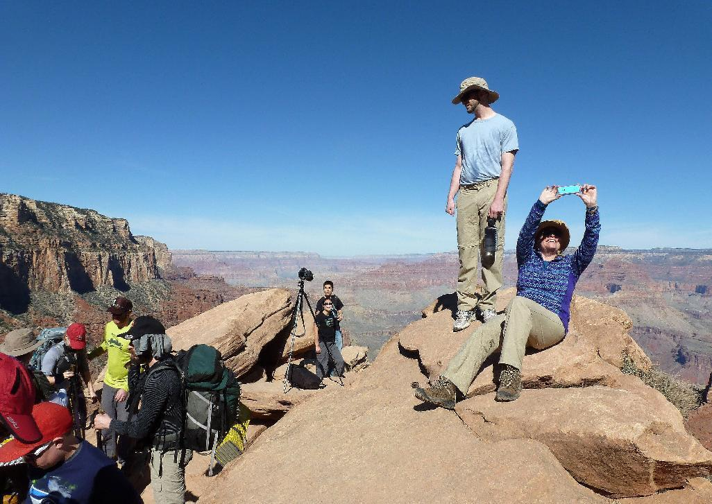 Grand Canyon explores new ways to manage backcountry