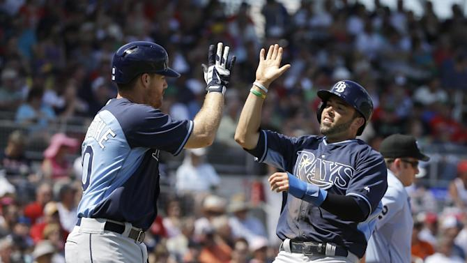 Archer off to strong start for Rays in win