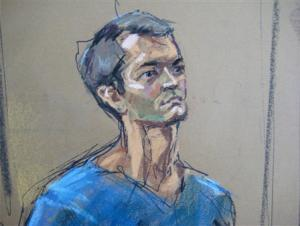 Ross Ulbricht makes an initial court appearance in New York