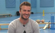 David Beckham On Hopes For British Sport