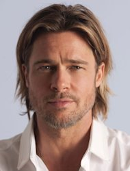 Brad Pitt is the new face of Chanel