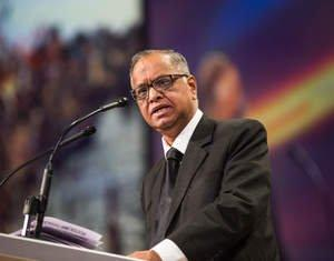 Renowned Philanthropist and Infosys Co-Founder N.R. Narayana Murthy Receives Global Humanitarian Honors at The Tech Awards