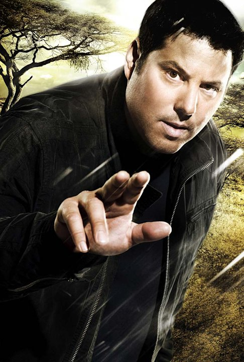 Greg Grunberg stars as Matt Parkman in Heroes.