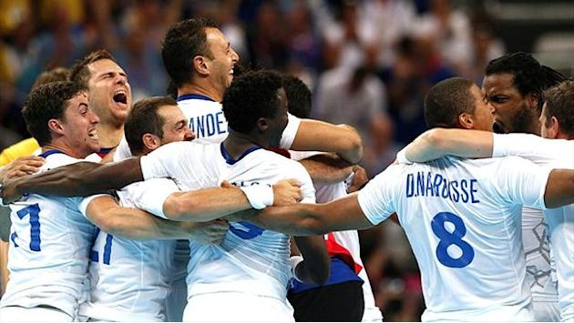 France beat Sweden to win handball Olympic gold