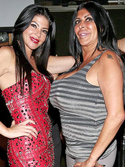 Mob Wives Star Alicia DiMichele on Big Ang's Brave Cancer Battle: 'You Would Never Know That She Is in the Fight of Her Life'