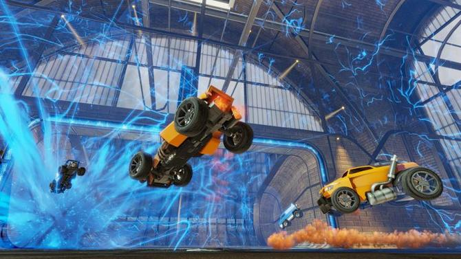 Rocket League 'definitely' looking at a release on other platforms, says studio