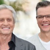 Cannes: Michael Douglas Gets Emotional at 'Behind the Candelabra' Event