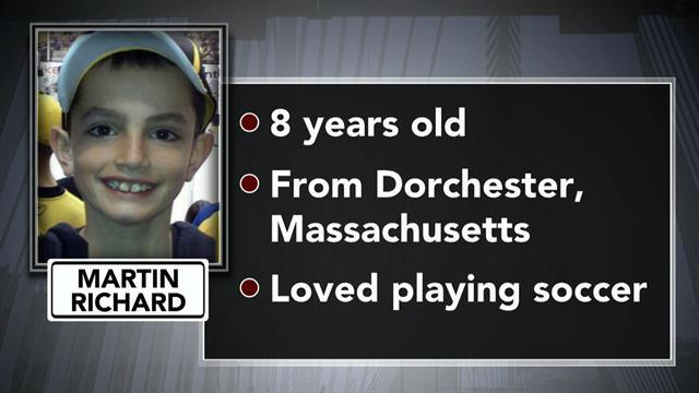 Faces of Boston attack: Remembering the victims