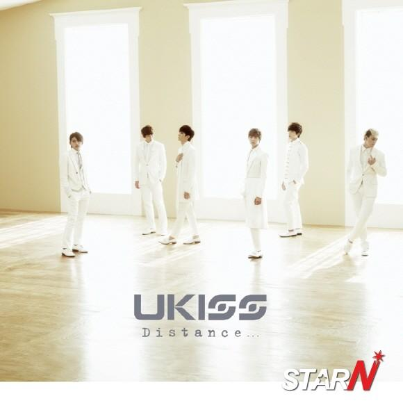 U-KISS ranked 3rd in Oricon chart