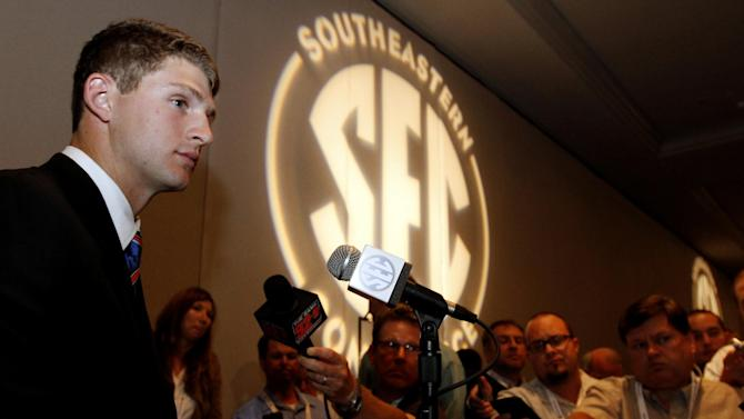 SEC players mostly leave lobbying to others