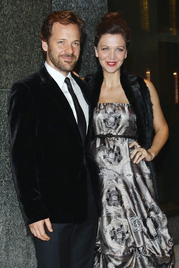 Maggie Gyllenhaal & Peter Sarsgaard Welcome Daughter Gloria Ray
