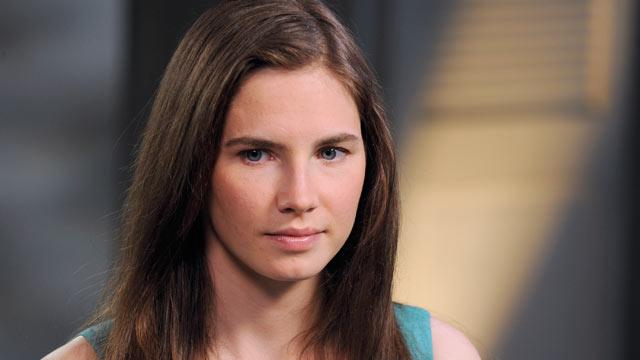 Amanda Knox: 'I'd Like to Be Reconsidered as a Person'