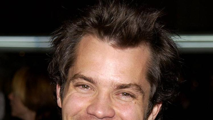 "Timothy Olyphant at the ""Dreamcatcher"" Premiere."