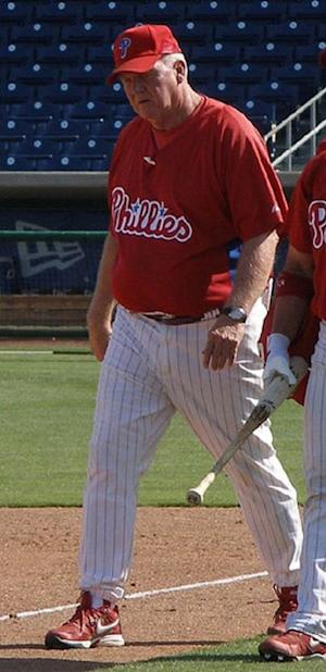 Philadelphia Phillies Indicate that Charlie Manuel Will Return Next Season: Fan Reaction