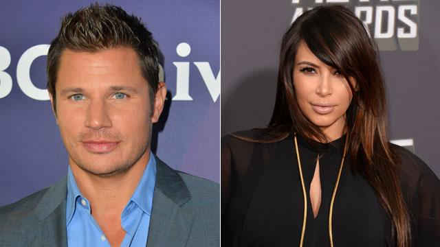 Nick Lachey Recalls 'Mysterious' Date With Kim K