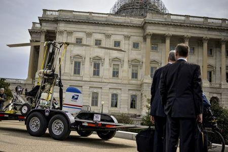 Man who flew gyrocopter to Capitol pleads not guilty