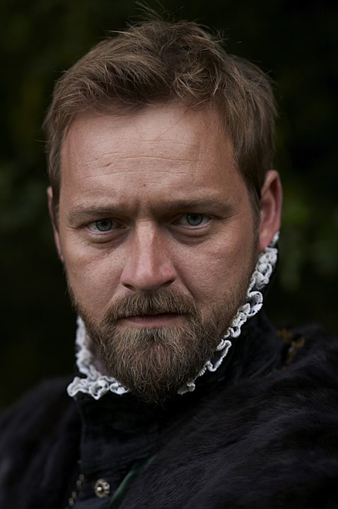 Rod Hallett as Sir Richard Rich (in &quot;The Tudors.&quot; 