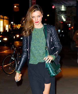 Move Over Mossy! Miranda Kerr To Replace Kate Moss As New Face Of Mango