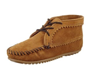 Minnetonka Women's Suede Ankle Boot