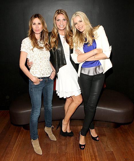 Most Stylish New Yorkers 2012: Carole Radziwill, Heather Thomsen and Aviva Drescher